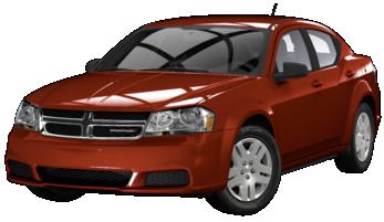 Product Image - 2013 Dodge Avenger SE V6