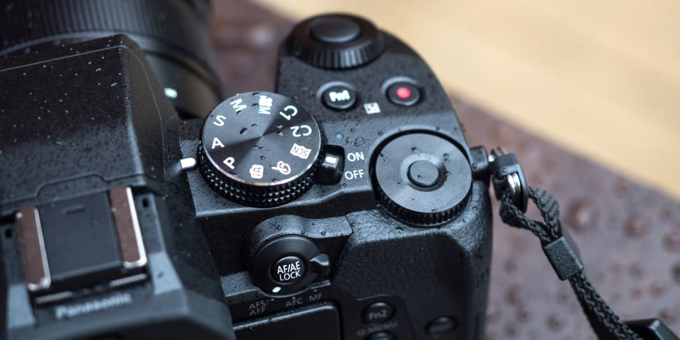 Panasonic Lumix G85 Top Controls