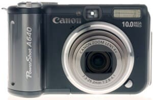 Product Image - Canon PowerShot A640