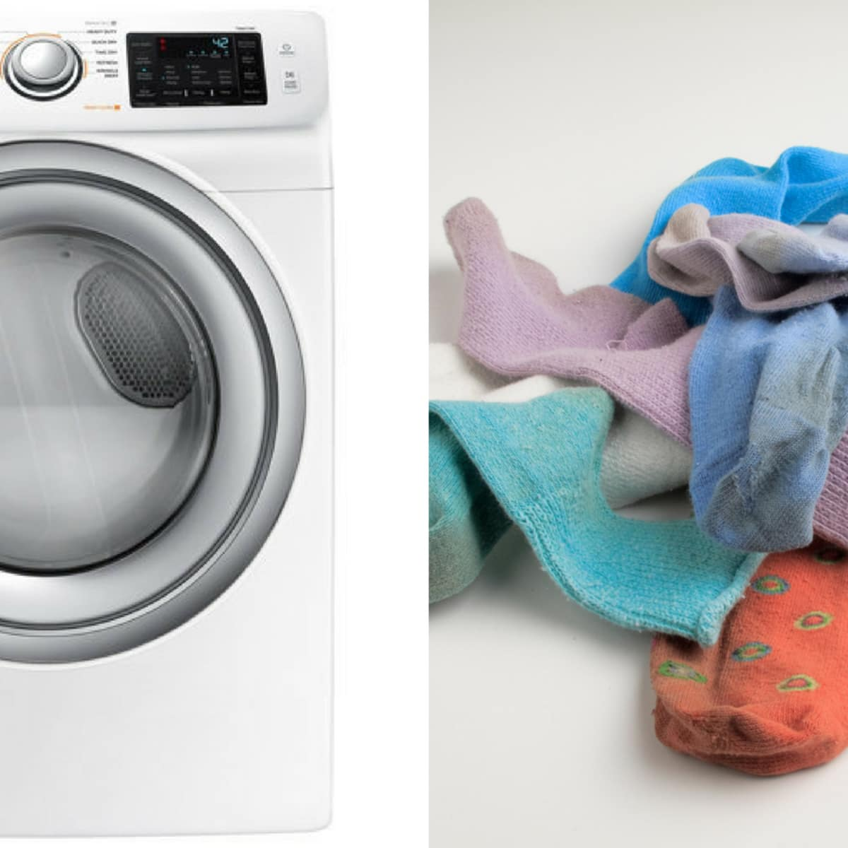 What happens to socks that get lost in the wash - Reviewed Laundry