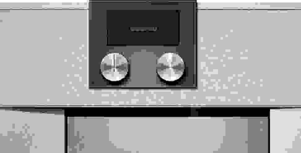The Gaggenau 400 Series Combi-Steam Oven