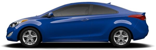 Product Image - 2013 Hyundai Elantra Coupe GS