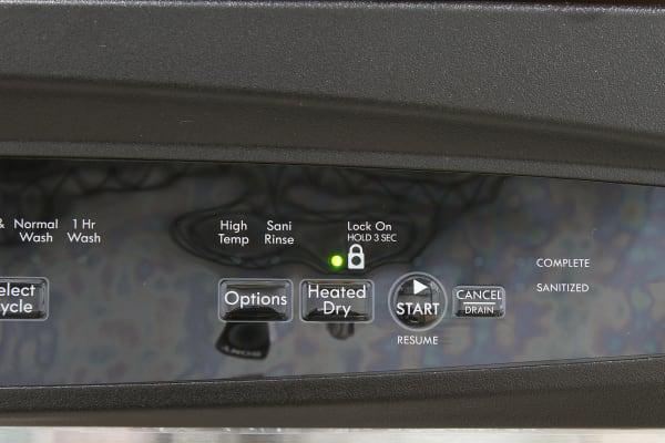 Kenmore 15113 controls