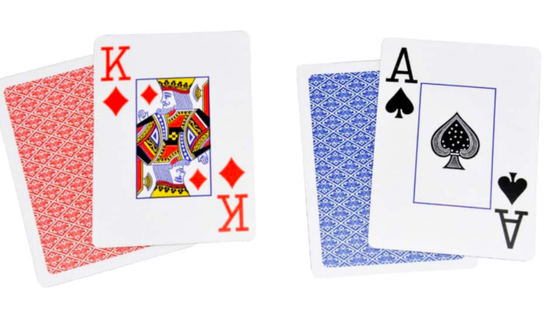 Kids Birthday Party Favors Playing Cards