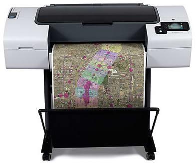 Product Image - HP  Designjet T790 24-in PostScript ePrinter
