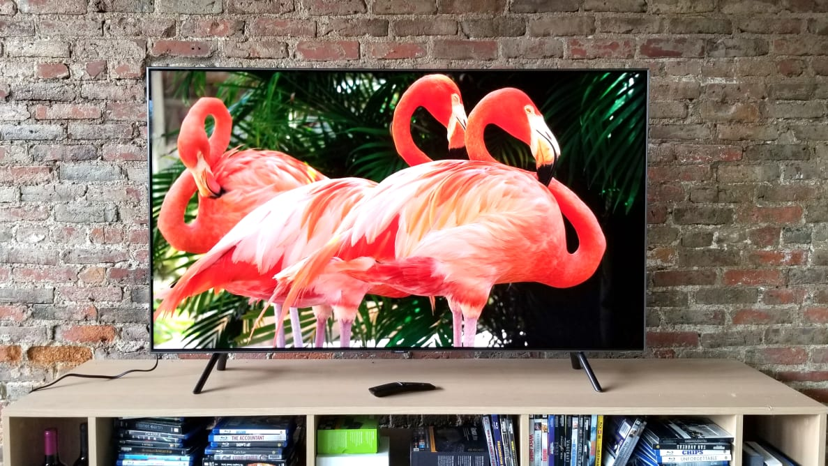 Samsung Q8 / Q8F TV Review
