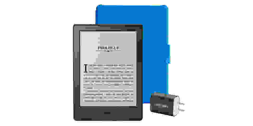 Don't miss this exclusive deal on the original Kindle e-reader