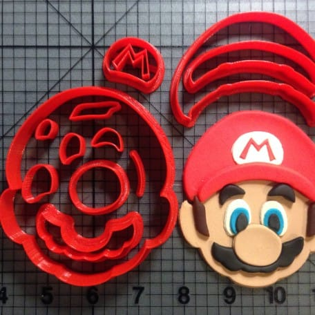 Mario Cookie Cutter
