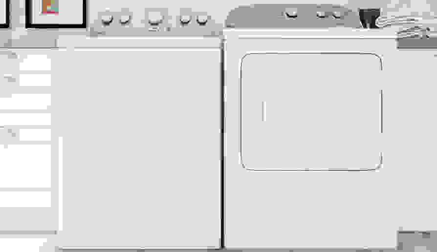 Whirlpool WTW4816FW Control Panel