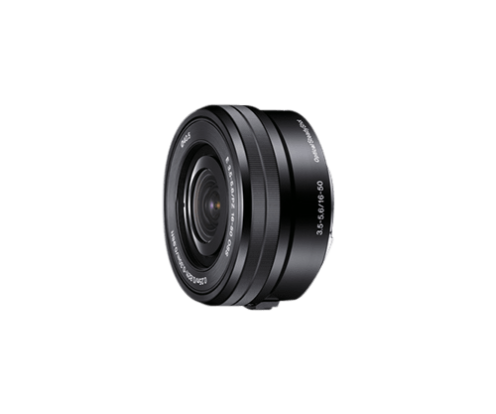 Product Image - Sony E PZ 16-50mm f/3.5-5.6 OSS E-mount Power Zoom Lens