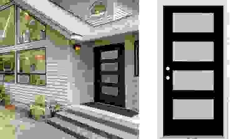Inkwell door