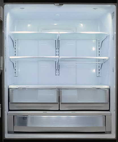Ge Profile Pfe29psdss Review Reviewed Com Refrigerators