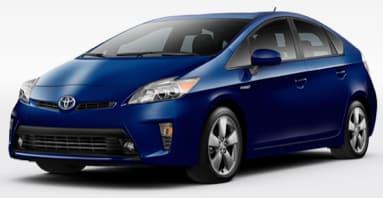 Product Image - 2012 Toyota Prius Five