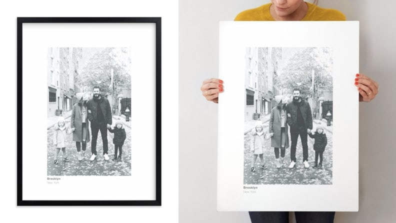 Custom Framed Photo