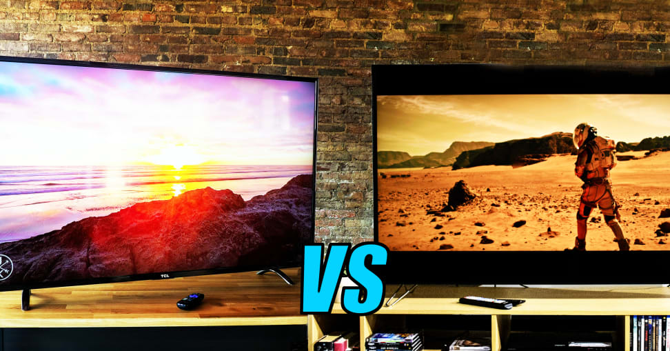 These are 2017's most popular TVs—which one should you buy?