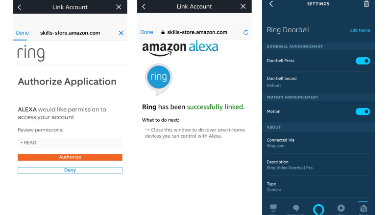Your Amazon Echo works with Ring Doorbell—here's how