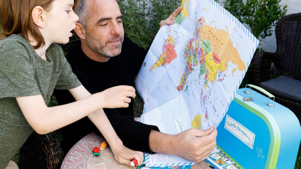 This subscription box is a great way to teach kids about the world