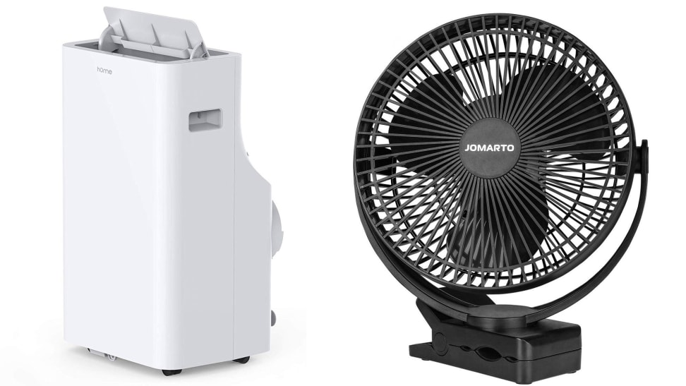 The most popular fans and portable air conditioners on Amazon