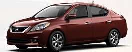 Product Image - 2012 Nissan Versa 1.6 SL