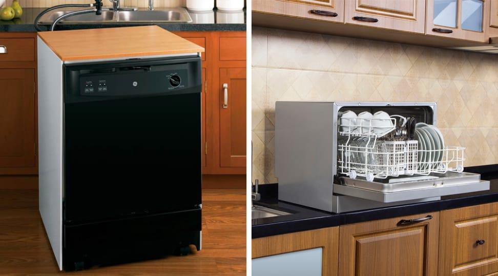 the best portable dishwashers of 2018 reviewed com dishwashers