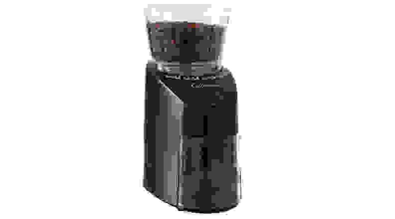 Capresso Infinity burr grinder for coffee