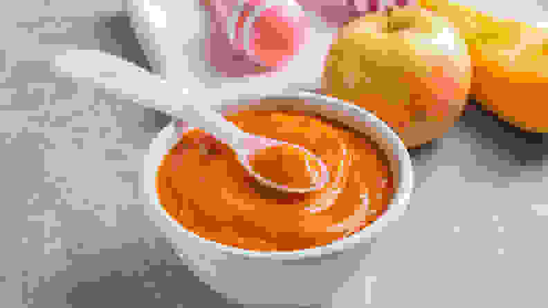 Why you don't need a baby food maker