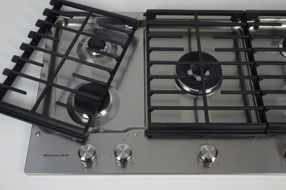 Kitchenaid Kcgs556ess Cleaning