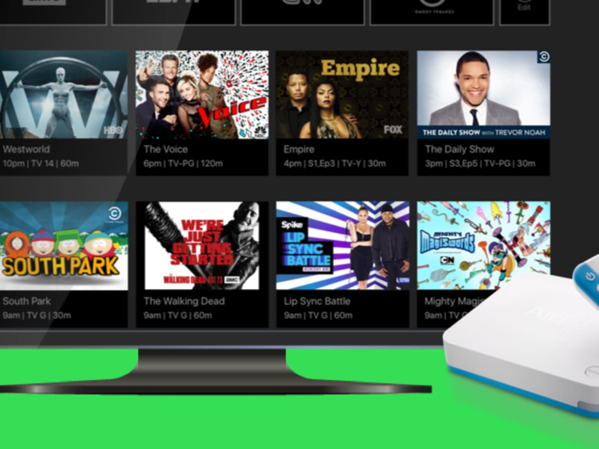 With Netflix and live TV combined, Sling's AirTV could be a