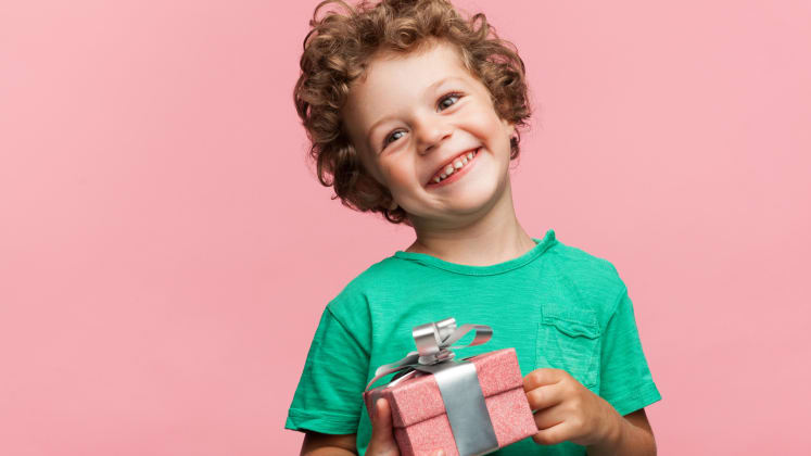 Are You Spending Too Much Money On Kids Birthday Gifts