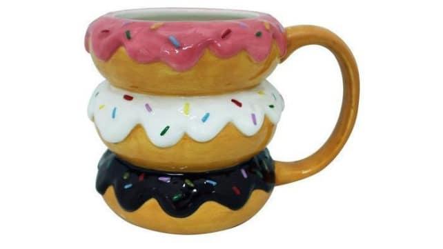 JUSTFUNKY Donuts Mug