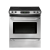Frigidaire ffes3025ps 30 inch stainless steel slide in electric range