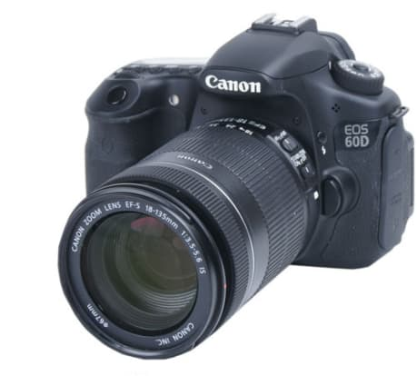 Product Image - Canon EOS 60D
