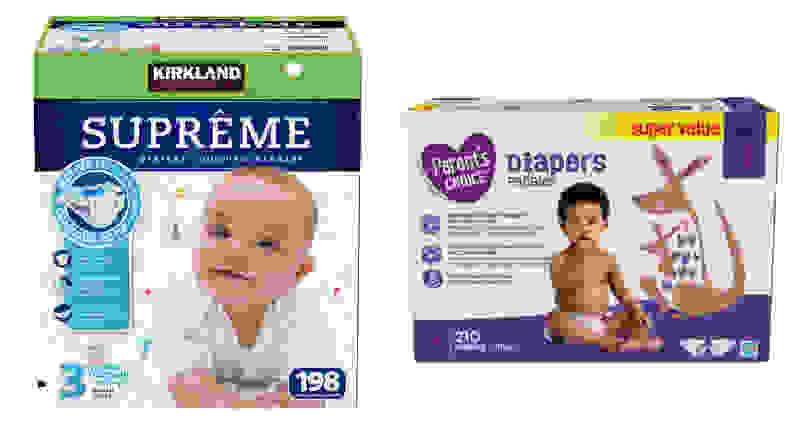 Costco Diapers