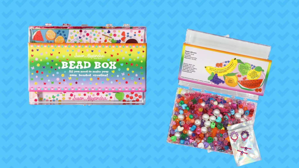 This trendy DIY bead kit is my new favorite quaran-tivity.