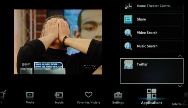 Sony's 2012 Smart TV Platform: Explained - Reviewed Televisions