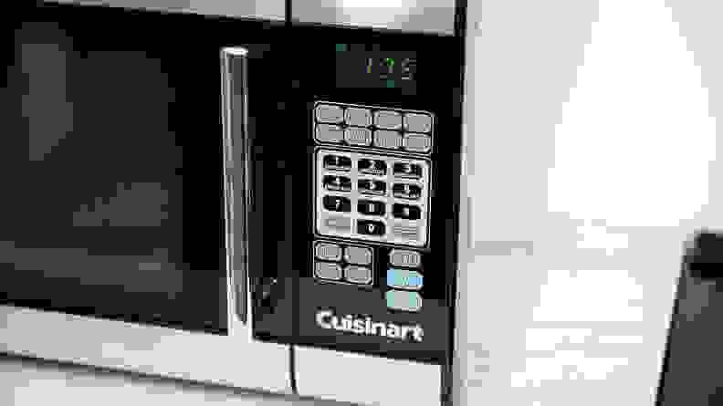 Cuisinart Microwave Panel