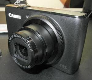 Product Image - Canon PowerShot S95
