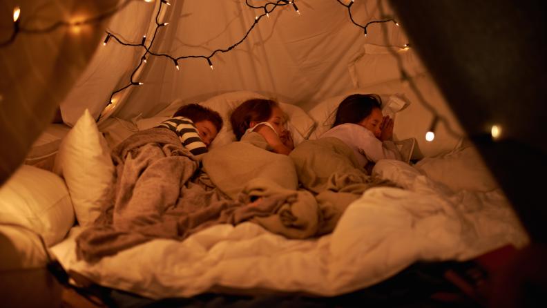 cozy sleep