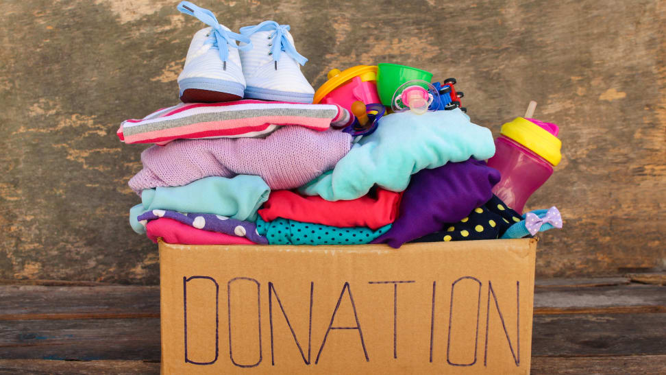 Donating is already a wonderful thing to do, but these organizations make it super simple.