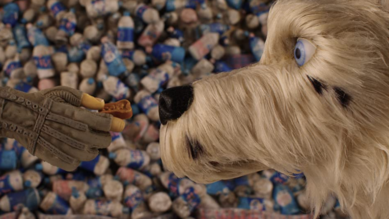 A still from 'Isle of Dogs.'