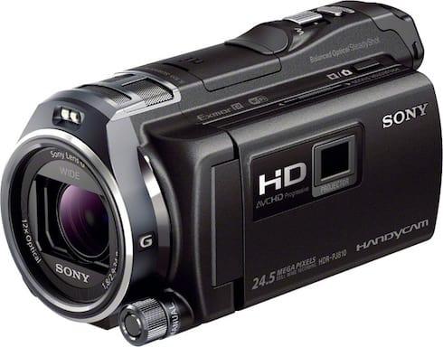 Product Image - Sony Handycam HDR-PJ810