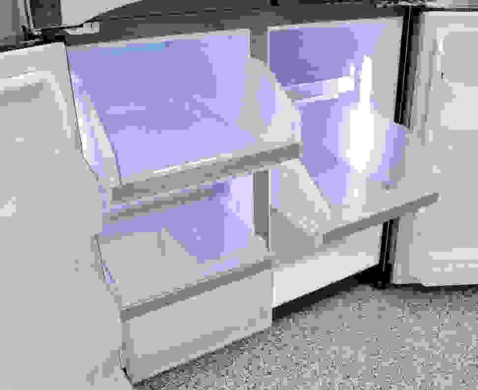 LG LPXS30866D Freezer Drawers