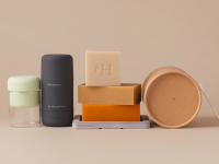 A layout of by Humankind products.