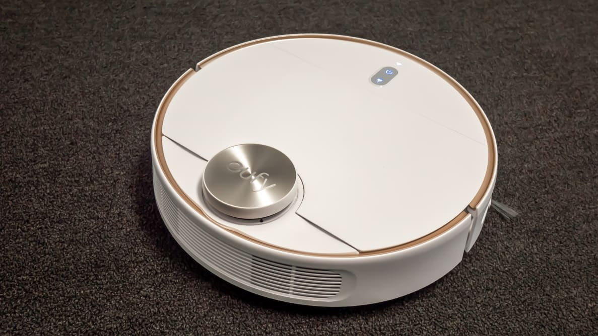 The Eufy L70 is one of the smartest robot vacuums around.