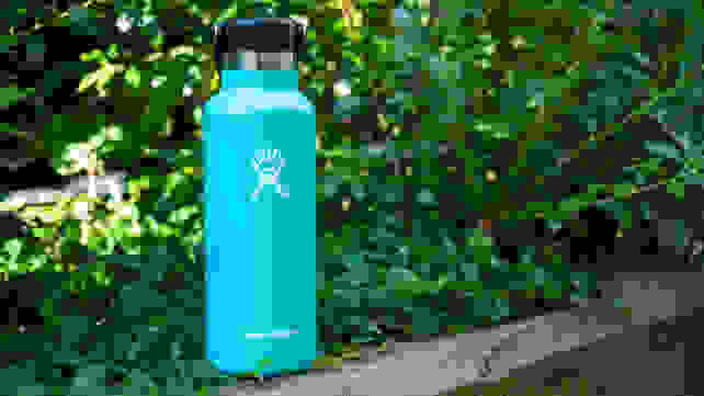 Hydro Flask Stainless Steel Sports Water Bottle