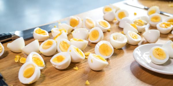 You're hard-boiling your eggs wrong