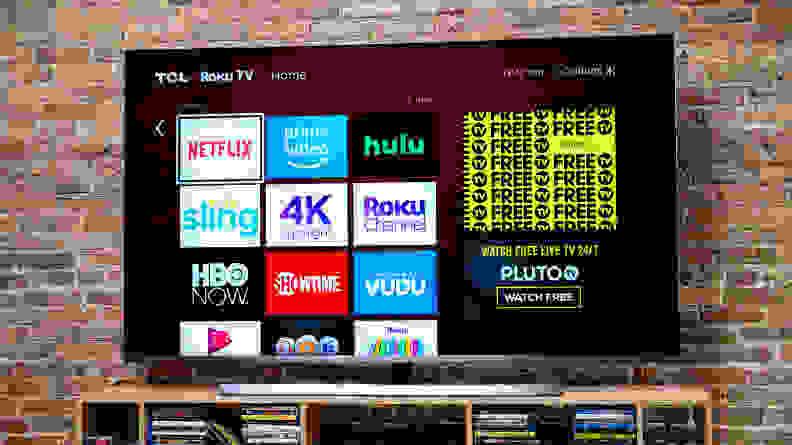 TCL 8 Series Roku Smart Platform