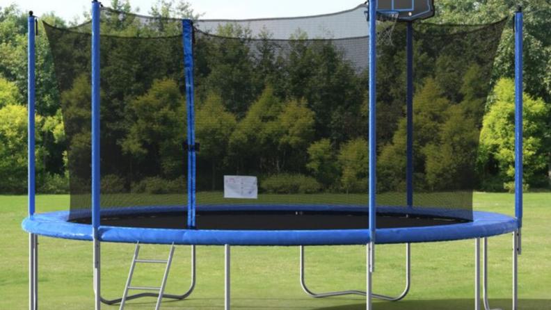 wayfair trampoline