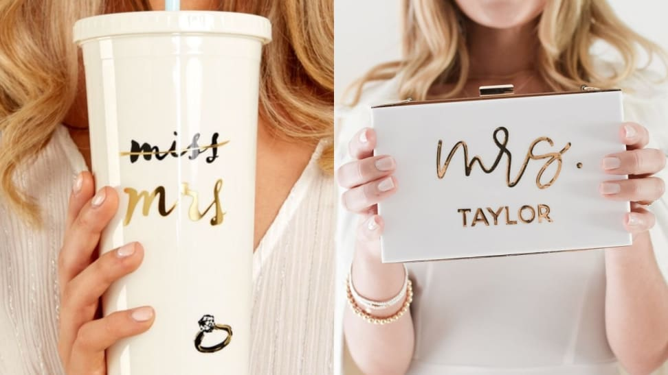 50 incredible bridal shower gifts that they'll adore
