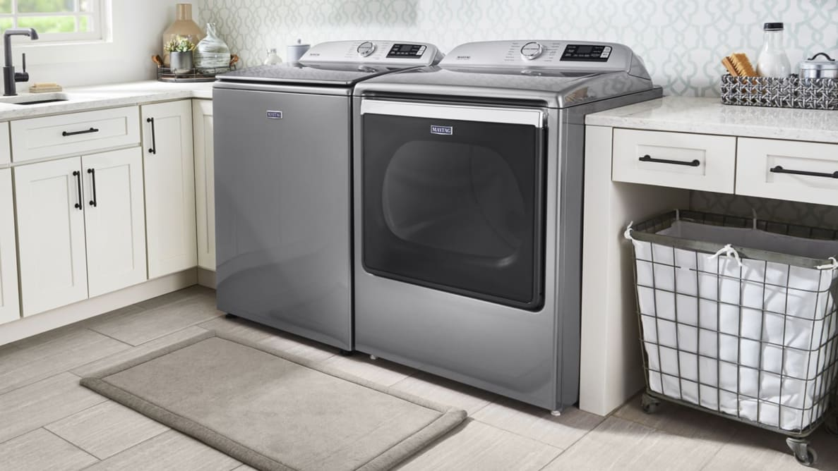 Maytag MED8230HC dryer review